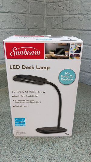 Desk lamp for Sale in Greenville, SC