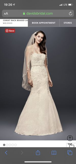 Wedding Dress for Sale in Denver, CO