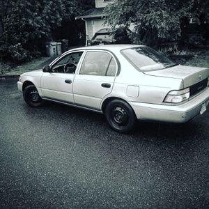 Very reliable 1995 Toyota Corolla 5sp for Sale in Auburn, WA