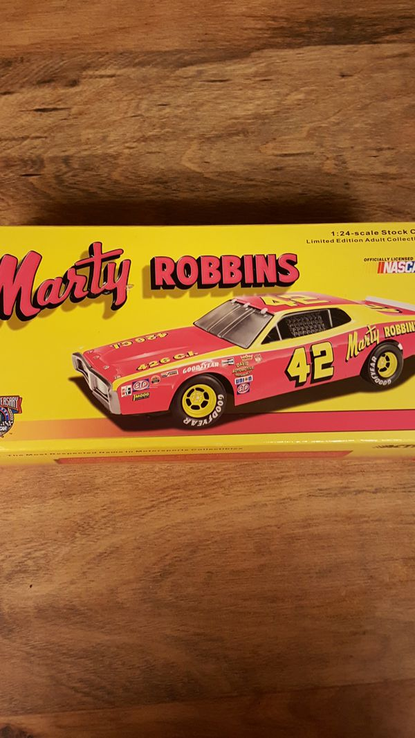 Marty Robbins 1974 Dodge Charger