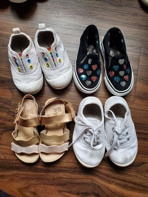 Girl shoes size 7 for Sale in La Habra, CA