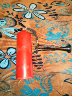 Rechargeable super air horn for Sale in Las Vegas, NV
