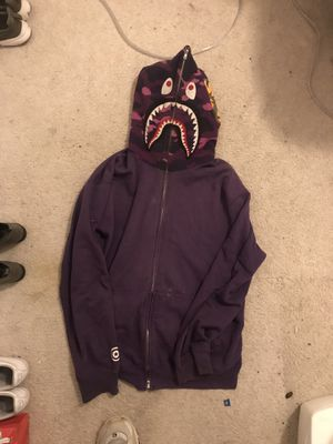 Bape Bathing ape hoodie for Sale in Minneapolis, MN