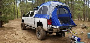 Truck tent and Truck bed air mattress for Sale in Mesa, AZ