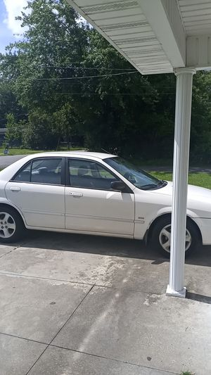 Nothing is wrong with it but the a/c in great condition come with set covers and have low mileage 2000 Mazda protege 3000 for Sale in Brunswick, GA
