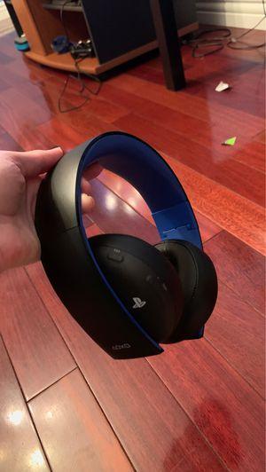 PlayStation gaming headphones for Sale in Corona, CA