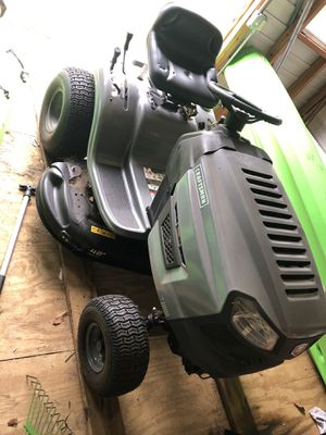 "Craftsman 42"" riding lawnmower for Sale in Tavares, FL"