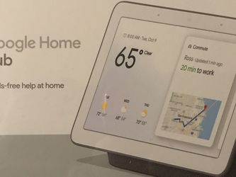 BRAND NEW — Google Home Hub for Sale in San Diego,  CA