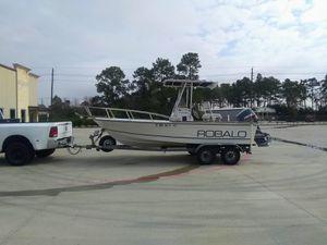 20' Robalo Center Console for Sale in Carrollton, TX