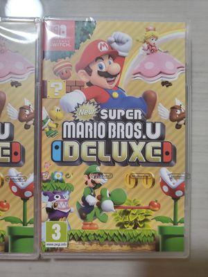 Super Mario Bros.U Deluxe for Sale in Los Angeles, CA
