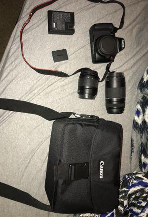 EOS Rebel T6 Canon for Sale in Phoenix, AZ
