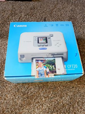 Compact photo printer for Sale in Worcester, MA