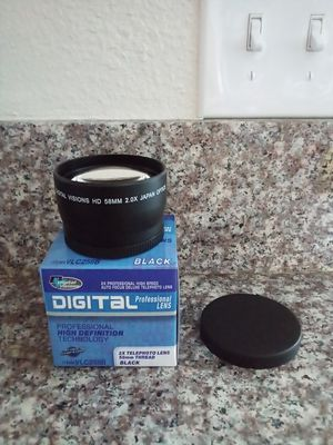Digital professional lens for Sale in Riverside, CA