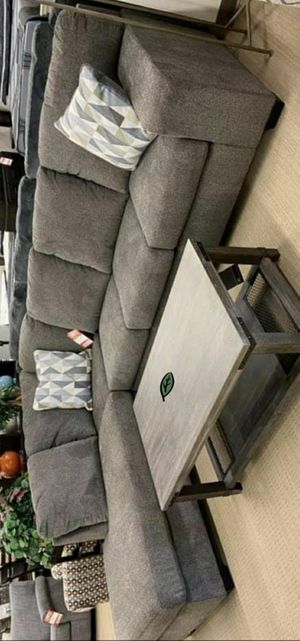 💲39 Down Payment 🍃Best Deal Dalhart Sectional for Sale in Laurel, MD