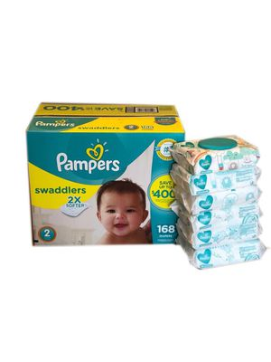 Pampers Swaddlers Size 2 for Sale in Miami Gardens, FL