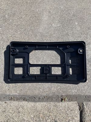 BRAND NEW 2014-2019 Acura TLX Front License Plate Holder for Sale in Pacifica, CA
