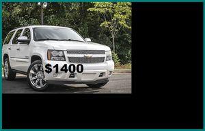 Price$1400 2008 CHEVROLET TAHOE LTZ for Sale in Bismarck, ND