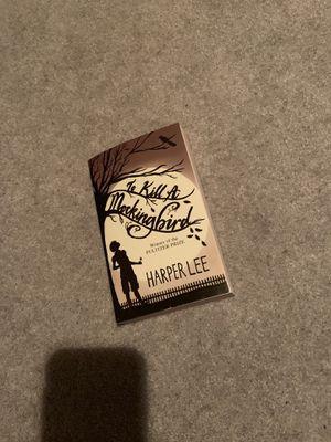 To kill a mockingbird book for Sale in Richmond, VA