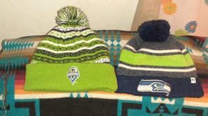 Seattle Seahawks beanie's for Sale in Bonney Lake, WA