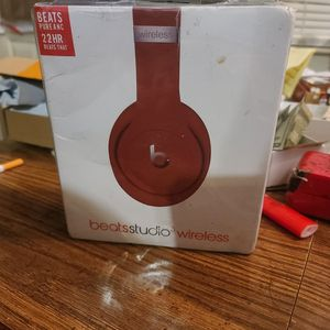 I have all Dre beats brand new headphones in the Box many different kinds many different colours have solos studios I have specially ordered black air for Sale in Boston, MA