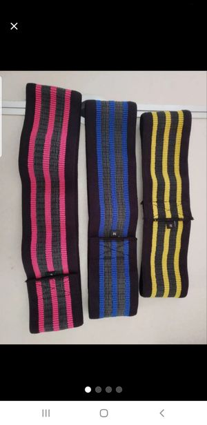 Fitness resistance bands (hip circle) for Sale in Long Beach, CA