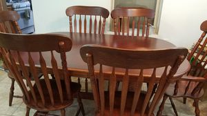 dining table with chairs for Sale in Jersey City, NJ