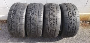 Four 245/50/16 tires for Sale in Stevenson, MD