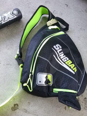 Baseball sling bag back pack for Sale in West Covina, CA