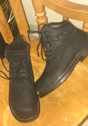 WORX by Red Wing Shoes Men's Steel Toe Boots Sz 8.5W for Sale in Santa Ana, CA