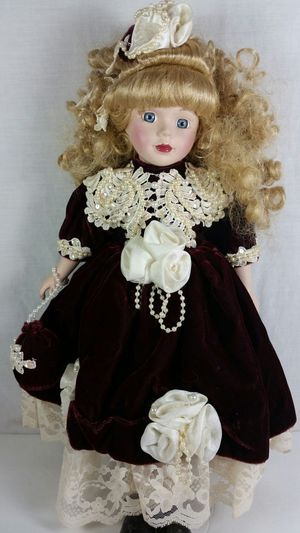Porcelain doll for Sale in Tempe, AZ