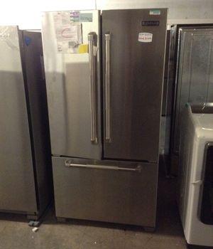 New jenn-air stainless steel refrigerator 3 doors w/warranty for Sale in Wekiva Springs, FL