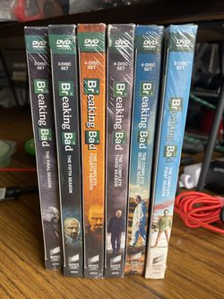 "Breaking Bad The Complete Season ""DVD"" for Sale in Santa Ana, CA"