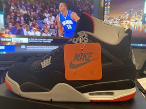 Air Jordan Retro 4 (2019) Size 10.5 for Sale in Seattle, WA