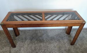 Sofa table for Sale in Oregon City, OR