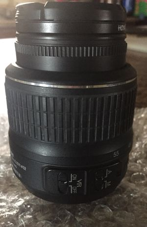 Nikon lense for Sale in Yuma, AZ
