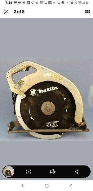 "Makita Heavy duty Saw 16 15/16 "" BEST OF BEST for Sale in Salinas, CA"