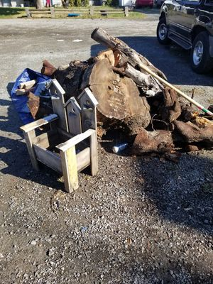 Free wood you haul for Sale in Spokane, WA