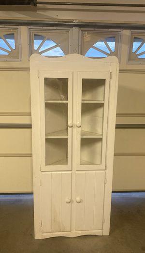 Vintage Corner Cabinet for Sale in Smyrna, TN