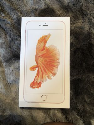 iPhone 6s Plus rose gold for Sale in CASTLE SHANN, PA