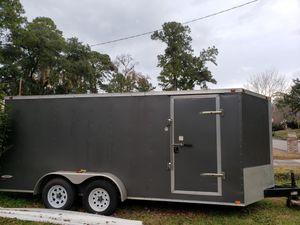 Enclosed trailer 7 x 16 for Sale in Vernonburg, GA
