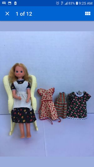 Sunshine family Matel doll from the 70's for Sale in San Diego, CA