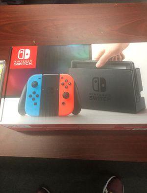 Nintendo switch for Sale in Dallas, TX