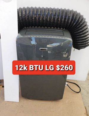 Air conditioner 12k LG for Sale in Fullerton, CA