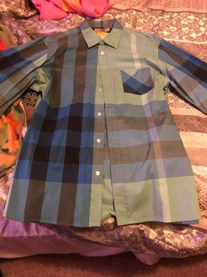 Real Burberry one of my favorite shirts for Sale in Pittsburgh, PA