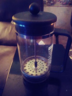 Coffee press for Sale in Apopka, FL