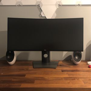 Dell Ultrawide Curved Monitor for Sale in Boston, MA