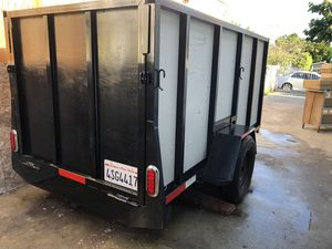 2019 Utility Trailer 9 x 5 just like new! for Sale in Los Angeles, CA