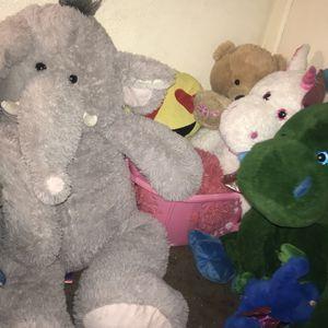 A basket of teddy bears for Sale in Glendale, AZ