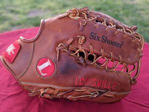 TPX Horween Six Shooter Louisville Slugger Baseball/Softball Glove for Sale in Mesa, AZ