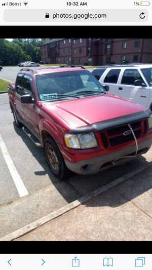 2001 Ford sport Trac for Sale in Bedford, VA